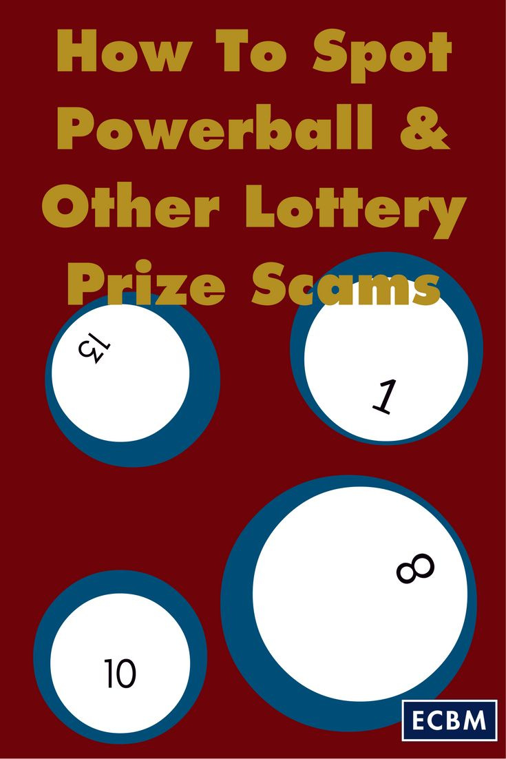 There is a lot of excitement around the lottery-especially when the pot gets unusually large…