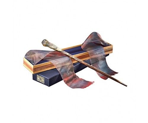 FANTASTIC BEASTS Albus Dumbledore Silente Magic Wand Bacchetta Noble Collection
