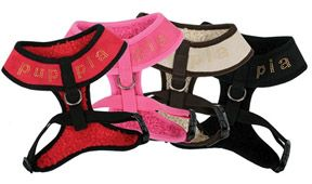 Puppia Harness Canada.  Thanks Sara M for pinning our Mustang Winter Puppia Harness from our website www.puppiaharness.ca This harness is retails for $27.00 but is currently on sale for only $10.00. Sizes and colours are limited.