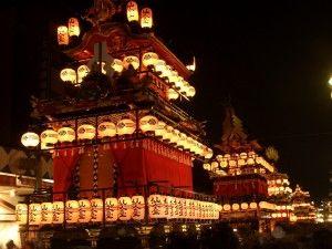 高山祭り Takayama Festival, Japan