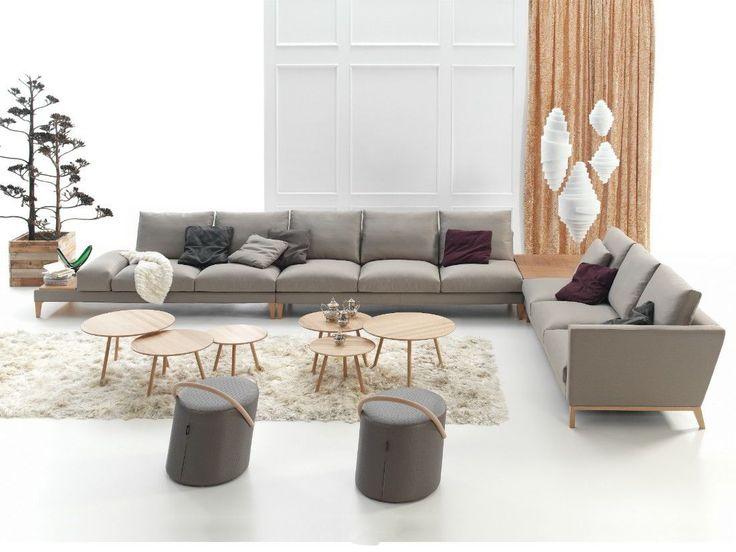 Elegant interior design sofas