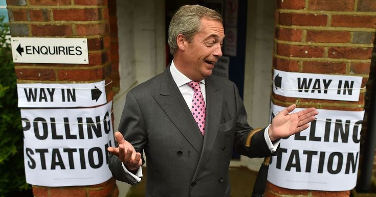 The ComRes survey predicts that if there were a second referendum, 55% would vote to remain - directly contradicting Nigel Farage