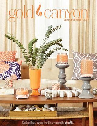 Gold Canyon Spring/Summer 2017 Catalog (U.S.)