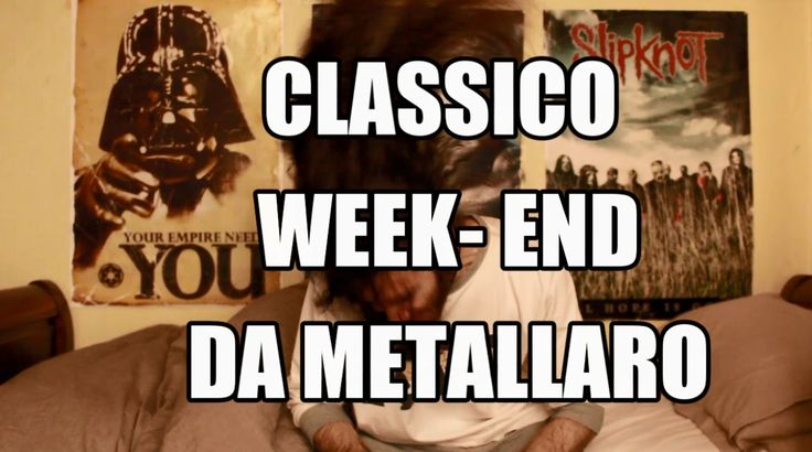 Classico Week-End da Metallaro