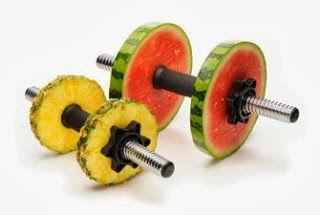 La alimentación deportiva
