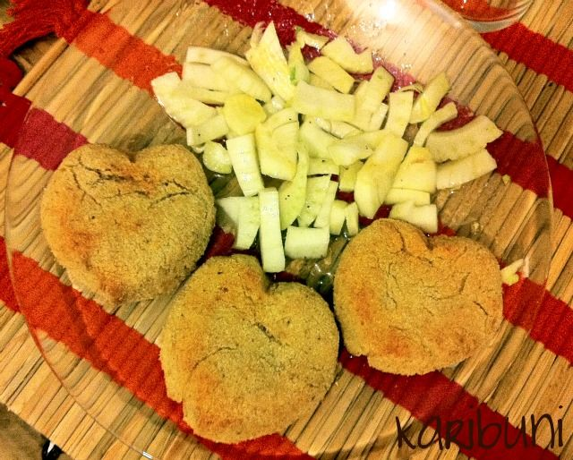 Polpette di San Valentino – Ricette Vegan – Vegane – Cruelty Free