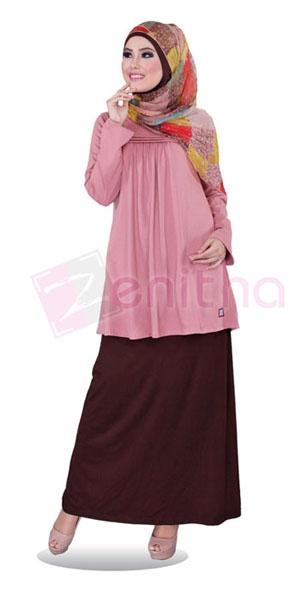 Gaun ini terdiri dari atasan dan bawahan. Atasan longgar dan bawahan all size, bergaya persia namun tetap anggun tuk dikenakan.