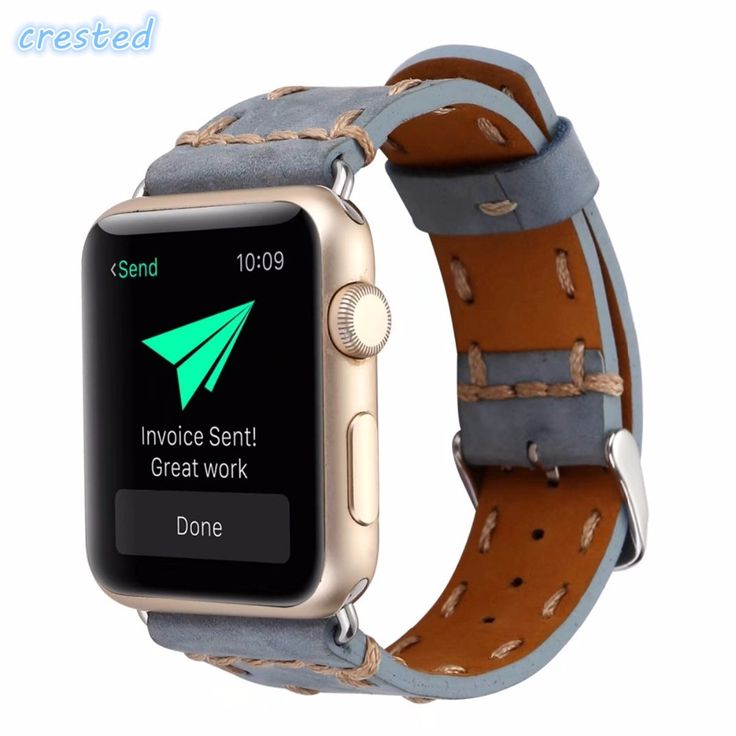 LNOP weave Genuine Leather Watch Band Strap For Apple Watch Band 42 mm/38 wrist watch replacement band for iwatch 2 1 #Affiliate