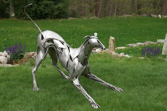 1000+ images about welded metal sculpture inspiration on ... - photo#37