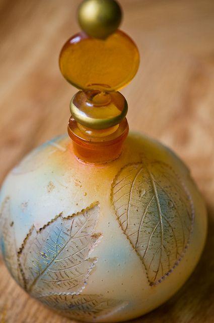 222/365 Perfume Bottle by juliaclark42, via Flickr
