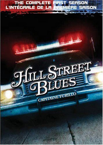"""Hill Street Blues (TV Series) ~ """"The lives and work of the staff of an inner city police precinct."""""""