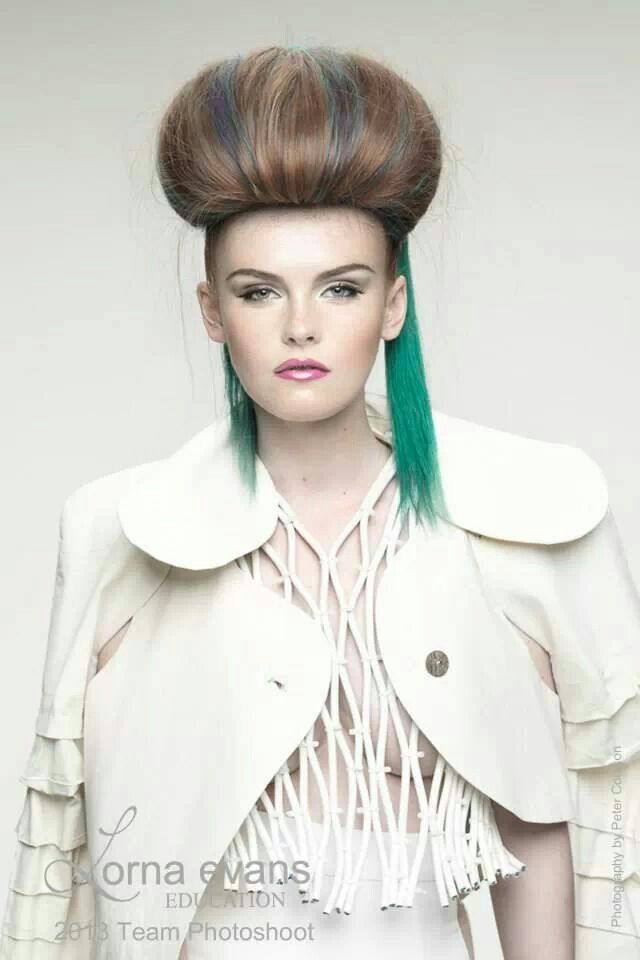 Evans Hairstyling College 48 Best Lorna Evans Hair Up Inspiration Images On Pinterest  Evans