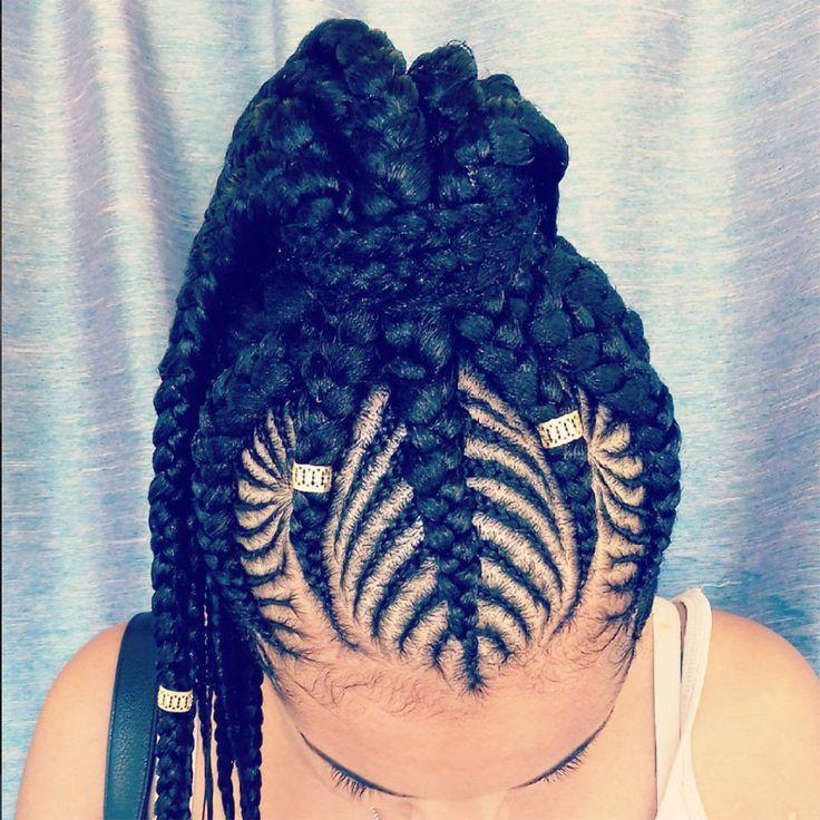 - 25 Beautiful Black Women Rocking This Season's Most Popular Hairstyle