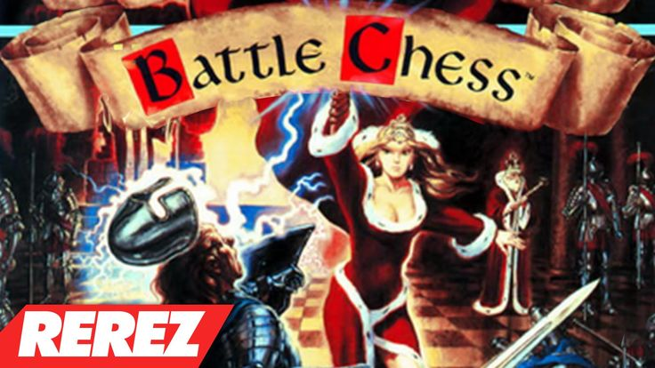 Shane looks back at the classic PC game Battle Chess!  (This video was made for a contest on GOG.com. It is in no way a paid advertisement from GOG.)
