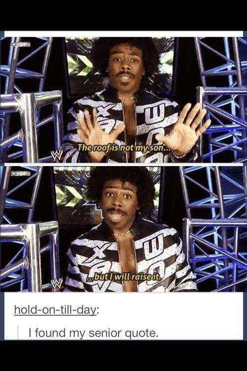 Hahahahaha! Greatness