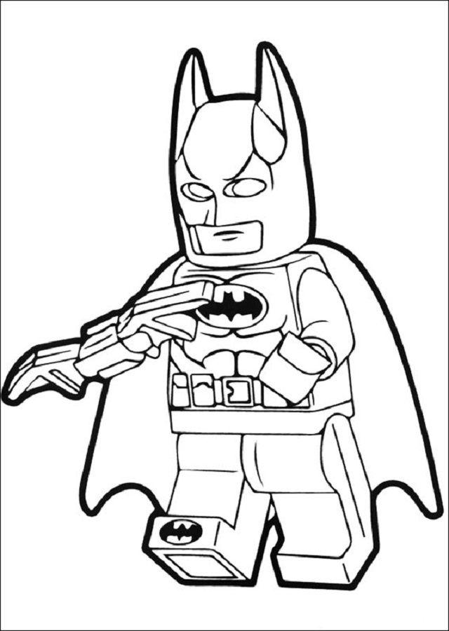 Pin de dibujosparacolorear en Dibujos para colorear Lego | Pinterest ...