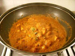 Indian Restaurant Style Chicken Madras Recipe – Part 4