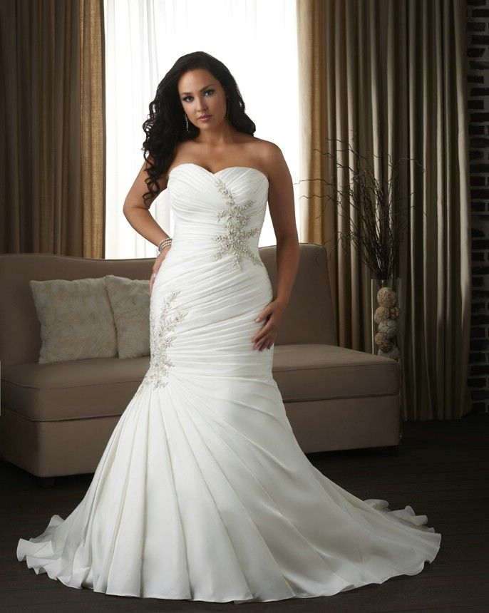 Beautiful Plus Size Wedding Dress Bonny Unforgettable