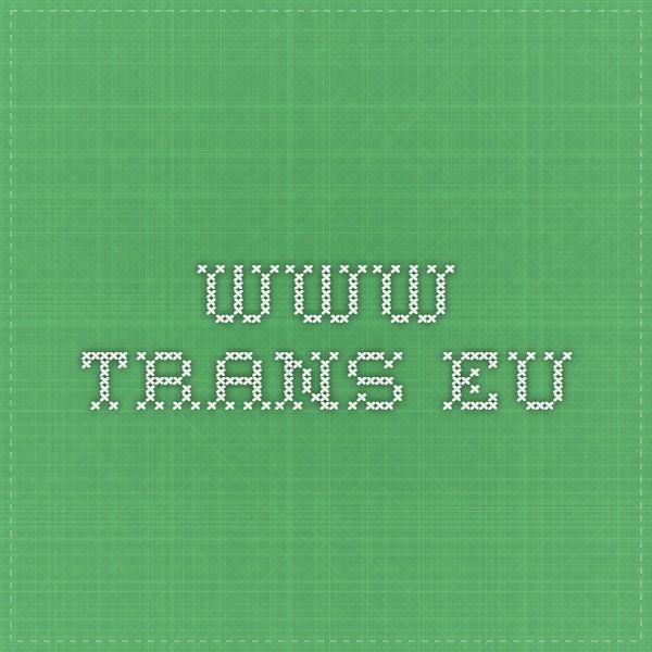 Giełda pojazdów w Systemie trans.eu