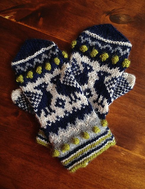 164 best mittens images on Pinterest   Gloves, Knit socks and ...