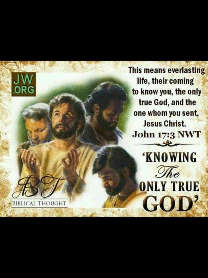 """This means (our and your) EVERLASTING LIFE  """"   have YOU"""