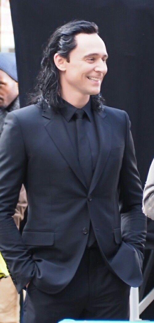 Tom Hiddleston on the set of 'Thor: Ragnarok' in Brisbane, Australia on August…