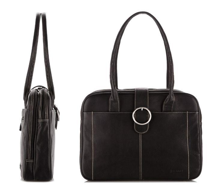 fajna torba na laptopa, elegancka, dla kobiety