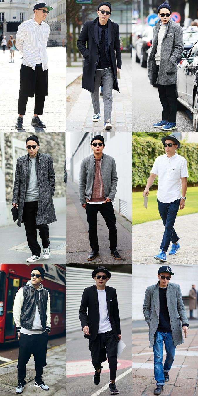 Eugene Tong Personal Outfit Lookbook