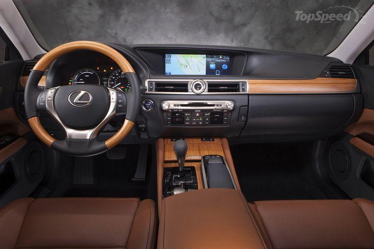 2015 Lexus GS 450h F Sport | car review @ Top Speed