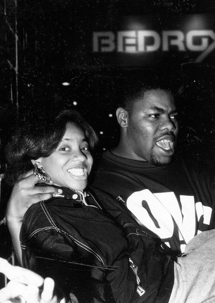 MC Lyte amd Biz Markie