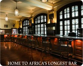 Rand Club is one of the oldest buildings in Johannesburg but closed in october 2015 to rebanned itself for the changing demographics. Its web page still seems to be running but hasn't been up dated since before this its first closure in a 128 years