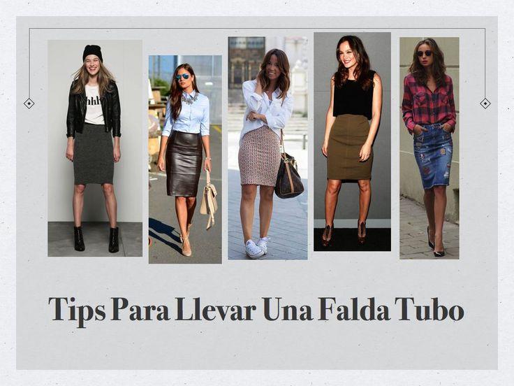Es un clásico que sin duda debe estar en nuestro closet!!!!! #quickcloset #faldatubo #blog #moda #femenina #mujer #tips #outfit  http://quickcloset.wix.com/quickcloset