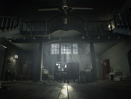 Resident Evil 7: Biohazard - http://www.weltenraum.at/resident-evil-7-biohazard/