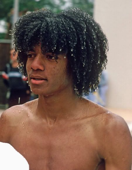 Michael Jackson In All His Natural Glory Black History Culture Afronola Historic