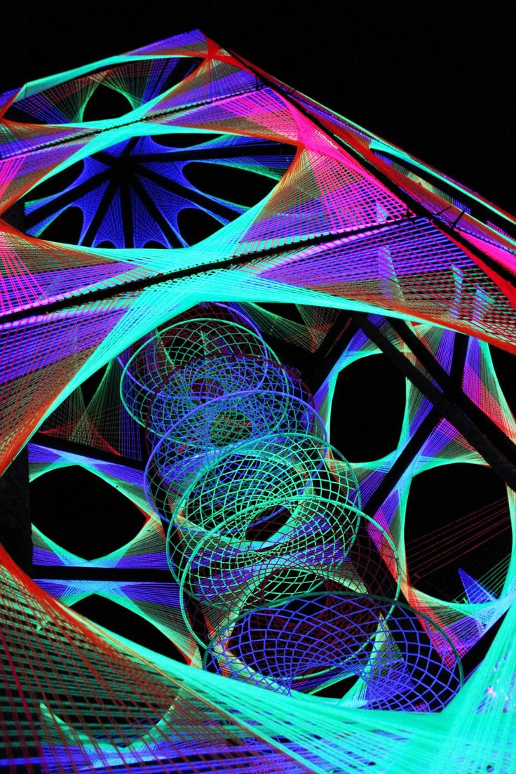 68 best images about String art on Pinterest Neon, Perspective and Plays