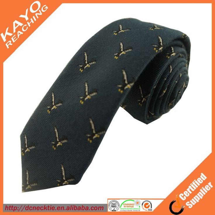 custom your own company animal logo tie, View logo tie, Kayo Product Details from Shengzhou Dacheng Textile Co., Ltd. on Alibaba.com