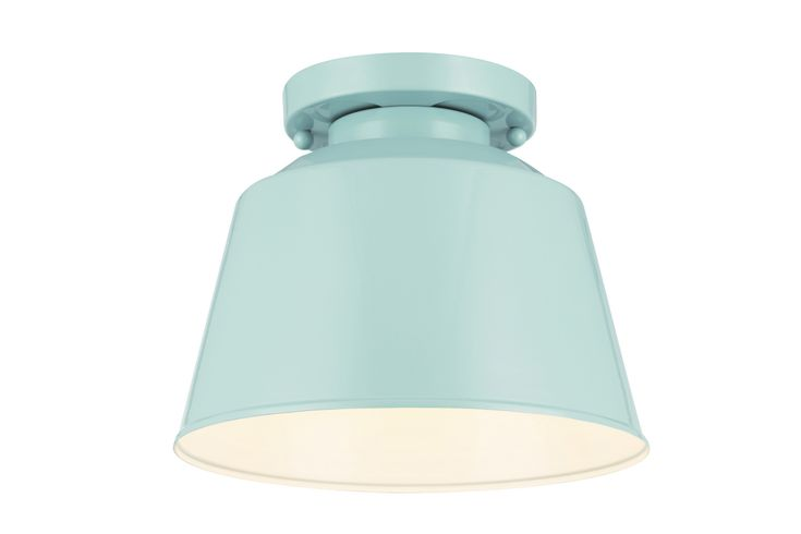Murray Feiss Freemont One Light Semi Flush Mount
