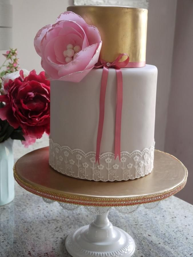 Cake Decorating Ideas On Pinterest
