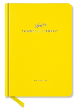 I LOVE my Keel's diary. Everyone should get one.