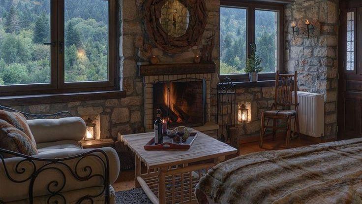 Μαγεμένο Βουνό- Κλαυσί – Antaeus Travel | Γραφείο Γενικού Τουρισμού Greece Boutique Hotels winter travel Karpenisi