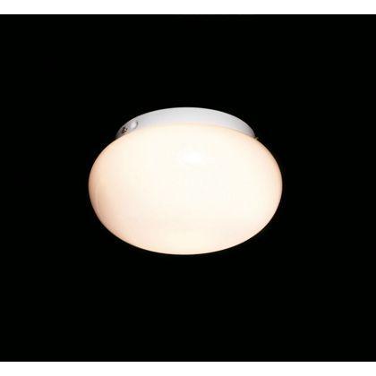 Ashton Opal Glass Flush Light