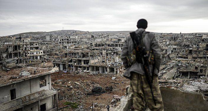 RETO 8:  Conflicto armado en Siria.#RetoVisual0911 #CA0911