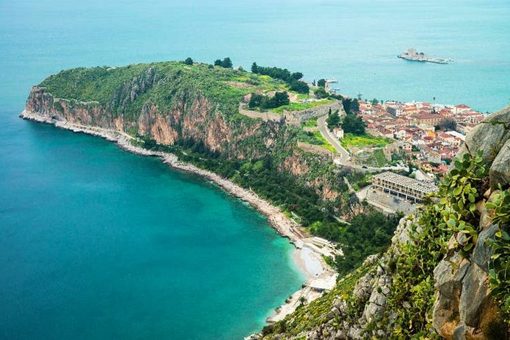 A road trip in the Peloponnese - guide