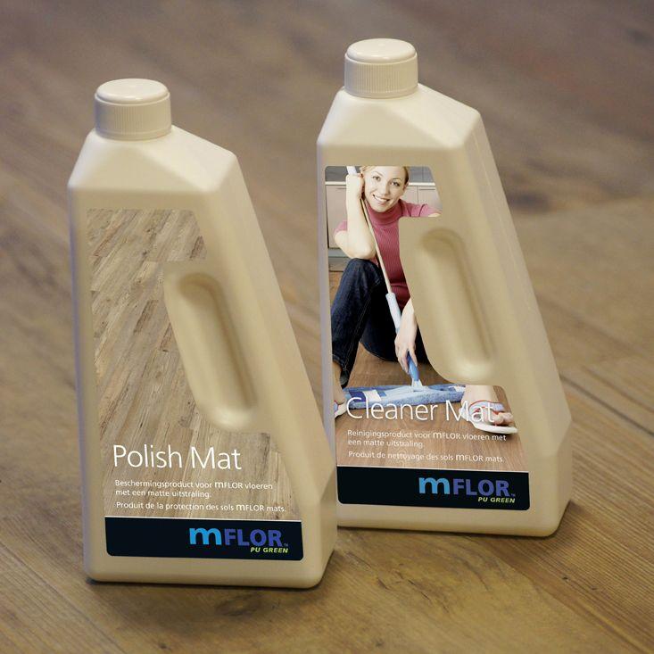 Beschermingsproduct voor periodiek onderhoud (bij huishoudelijk gebruik). Speciaal ontwikkeld voor mFLOR vloeren met een matte uitstraling. verkrijgbaar via www.inter-vloer.nl