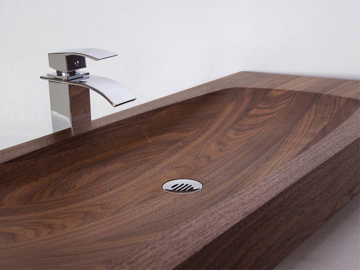 SobotaDesign   Wooden Sink And Bathtub   Wooden Basin | Washbasin | Wooden  Sinks | Wooden