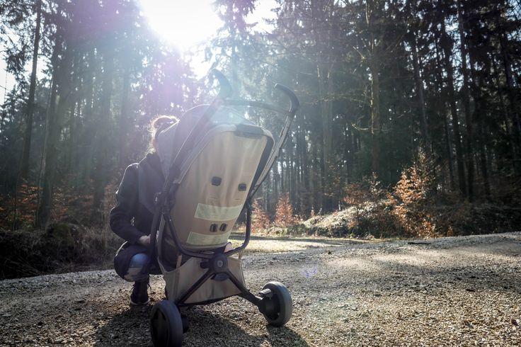 Quinny Zapp X Flex im Praxistest Buggy Kinderwagen