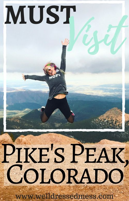 Pikes Peak (Colorado Springs, CO) Informative and REALISTIC post with great insight to one of the best places in Colorado!
