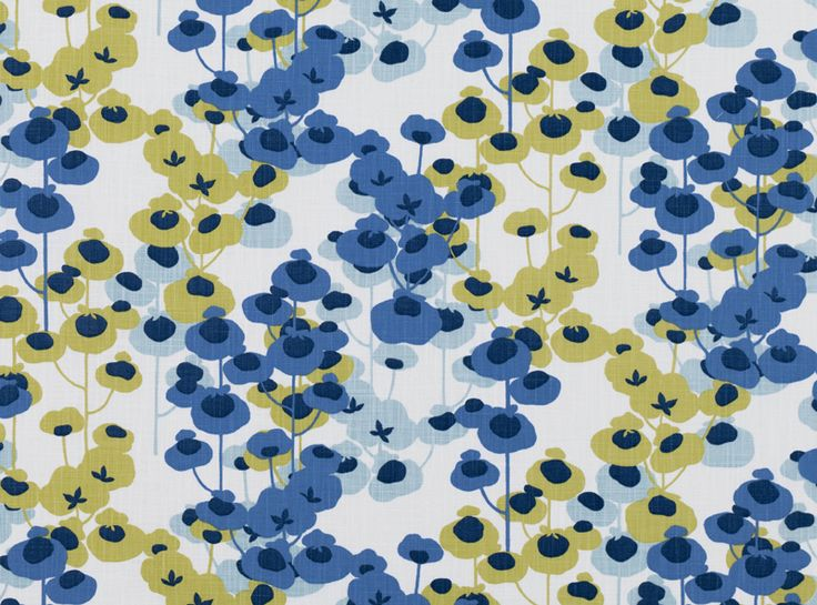 Elodie V3101 Cornflower/05 by Villa Nova