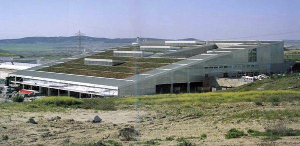 Planta de reciclaje Valdemingómez, Madrid – ARQA
