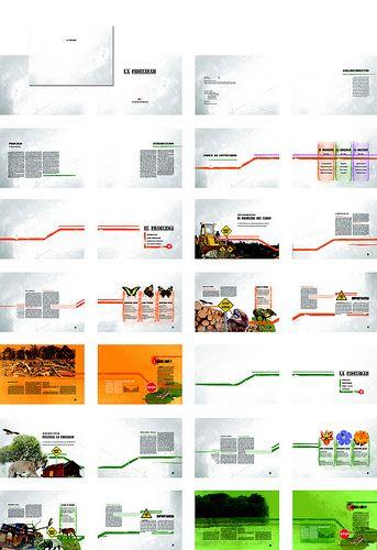 Taller de Lenguaje y Comunicación Visual IV . Diseño editorial . Maria Gonzalez